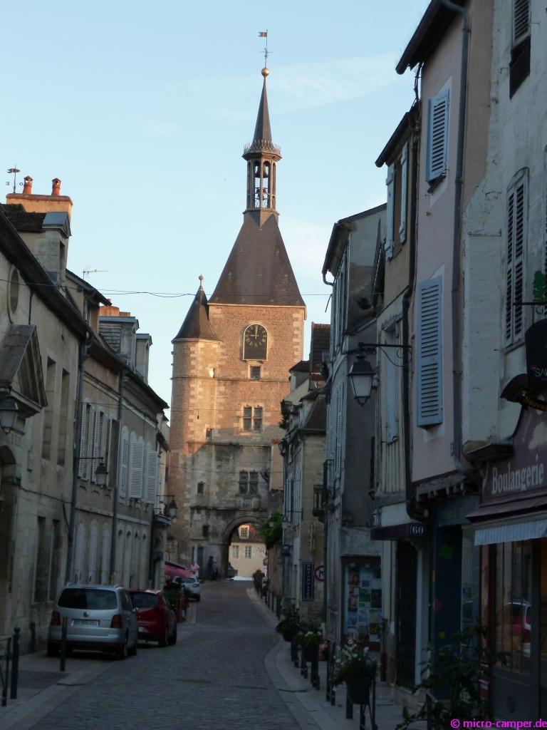 Altes Stadttor von Avallon